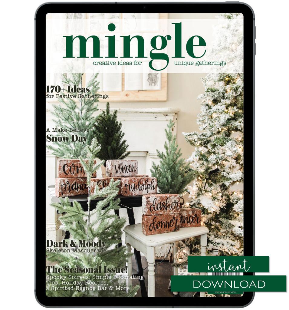 Mingle Autumn 2020 Instant Download