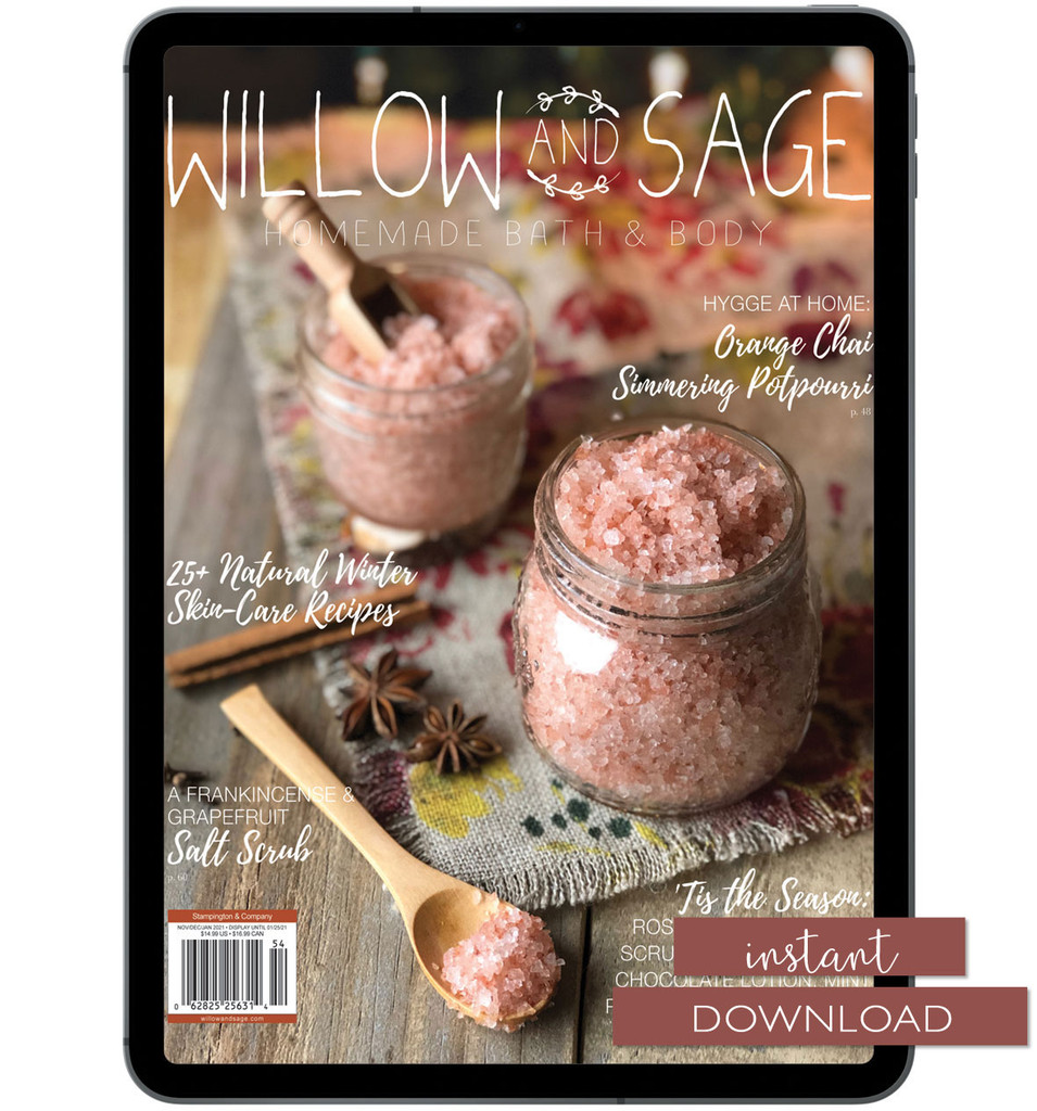 Willow and Sage Winter 2021 Instant Download
