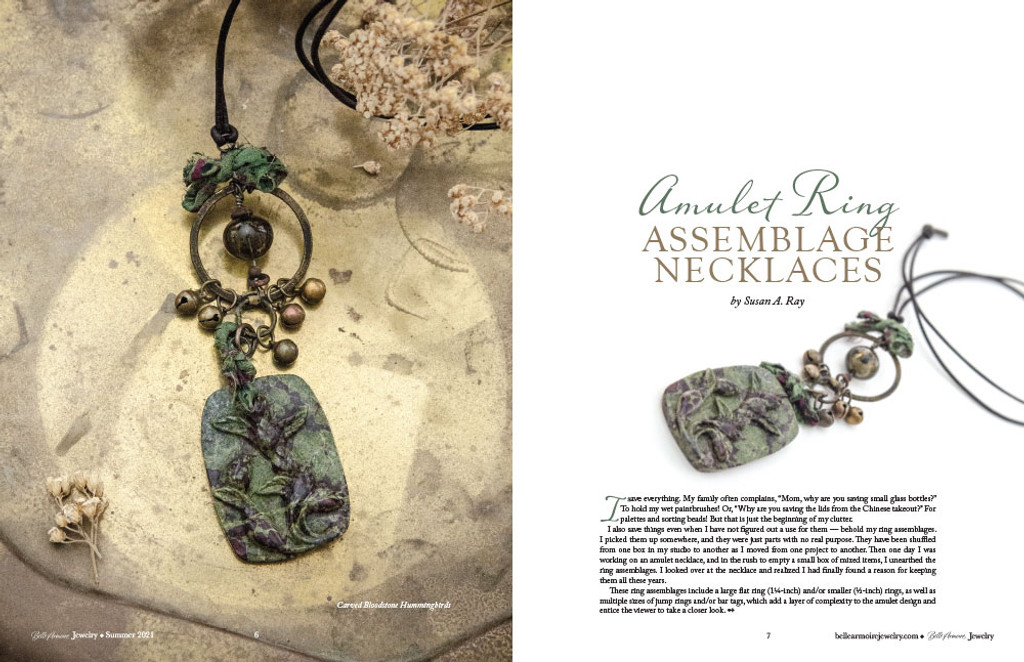 Belle Armoire Jewelry Summer 2021 – New!