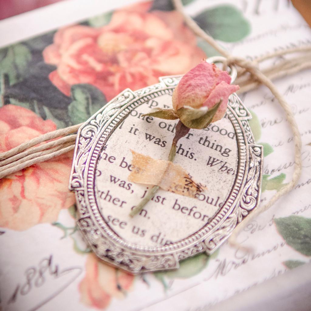 Pretty Packaging in Bloom by Christen Hammons