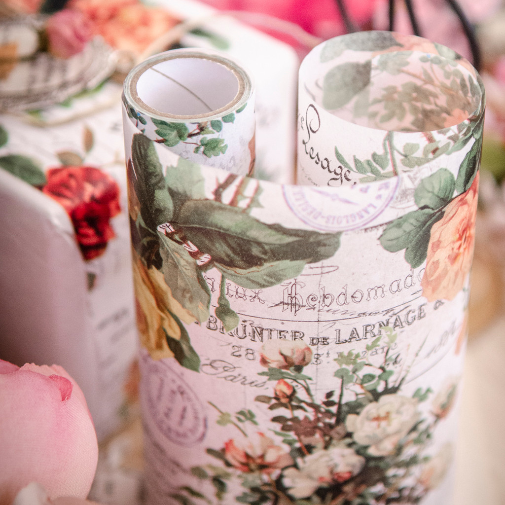 Pretty Packaging in Bloom by Christen Hammons