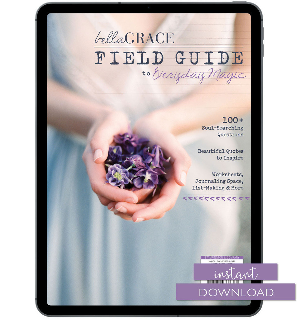Field Guide to Everyday Magic Issue 7 Instant Download
