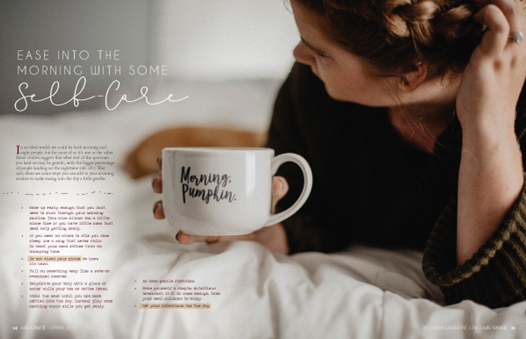Bella Grace Issue 15 Instant Download