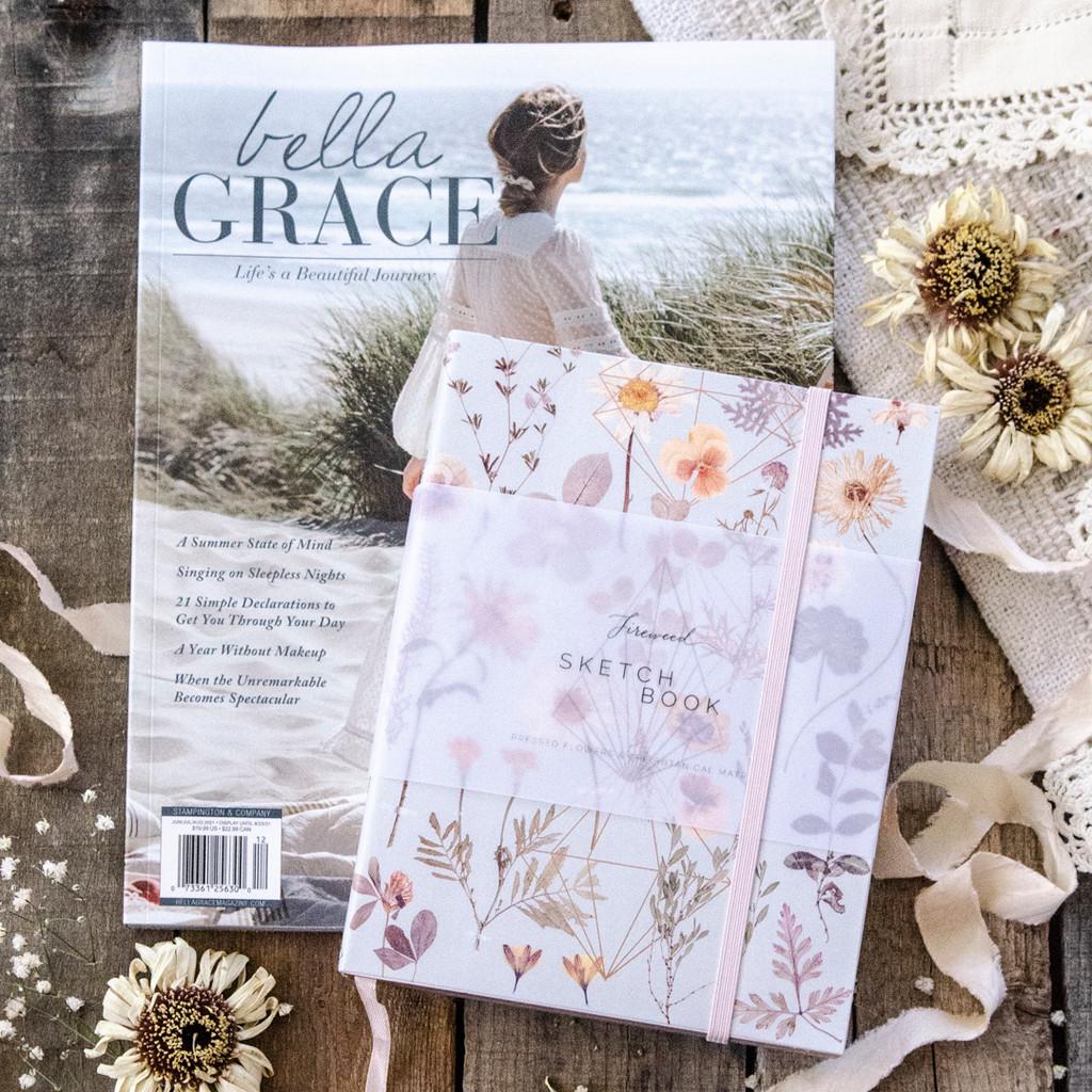 Bella Grace Sketchbook Bundle