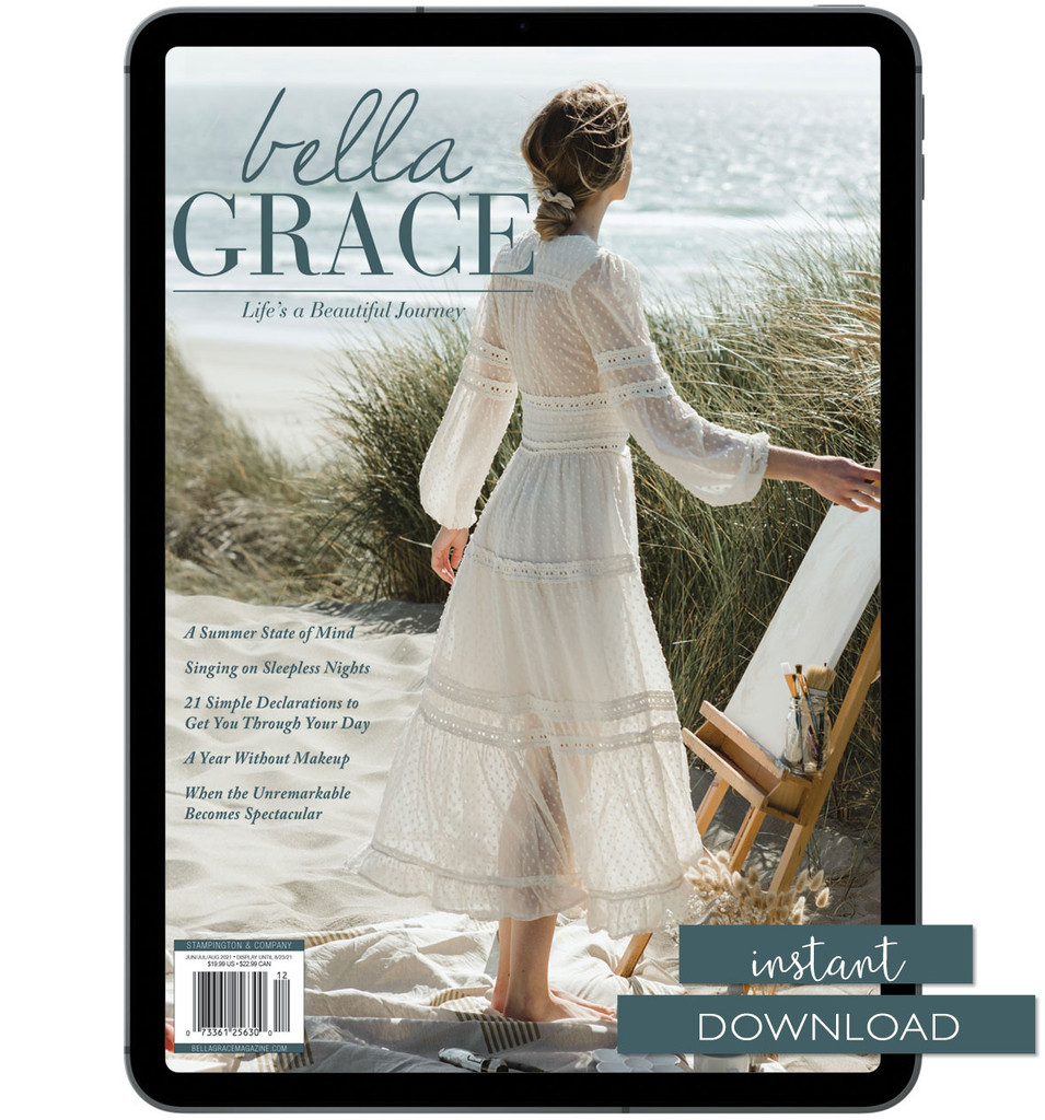 Bella Grace Issue 28 Instant Download