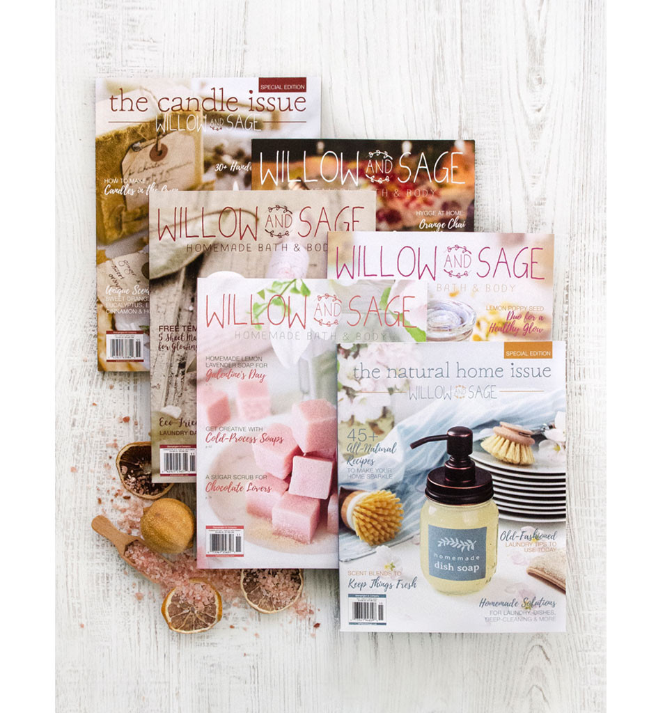 Deluxe Willow and Sage Subscription
