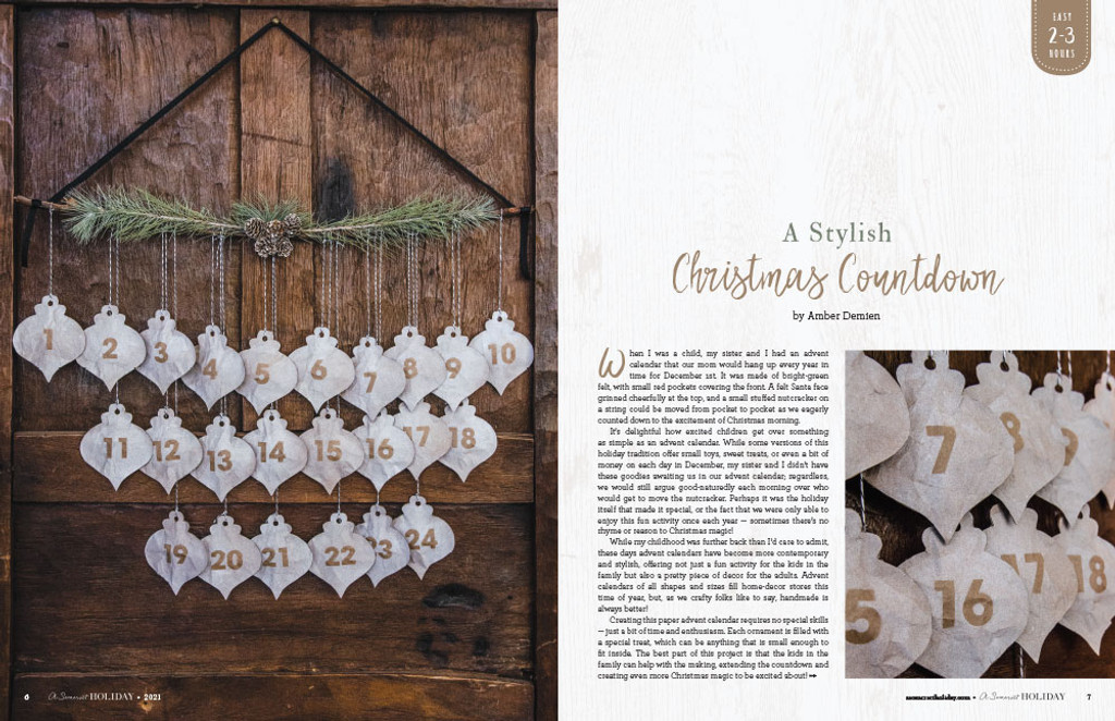 A Somerset Holiday Volume 15 Instant Download
