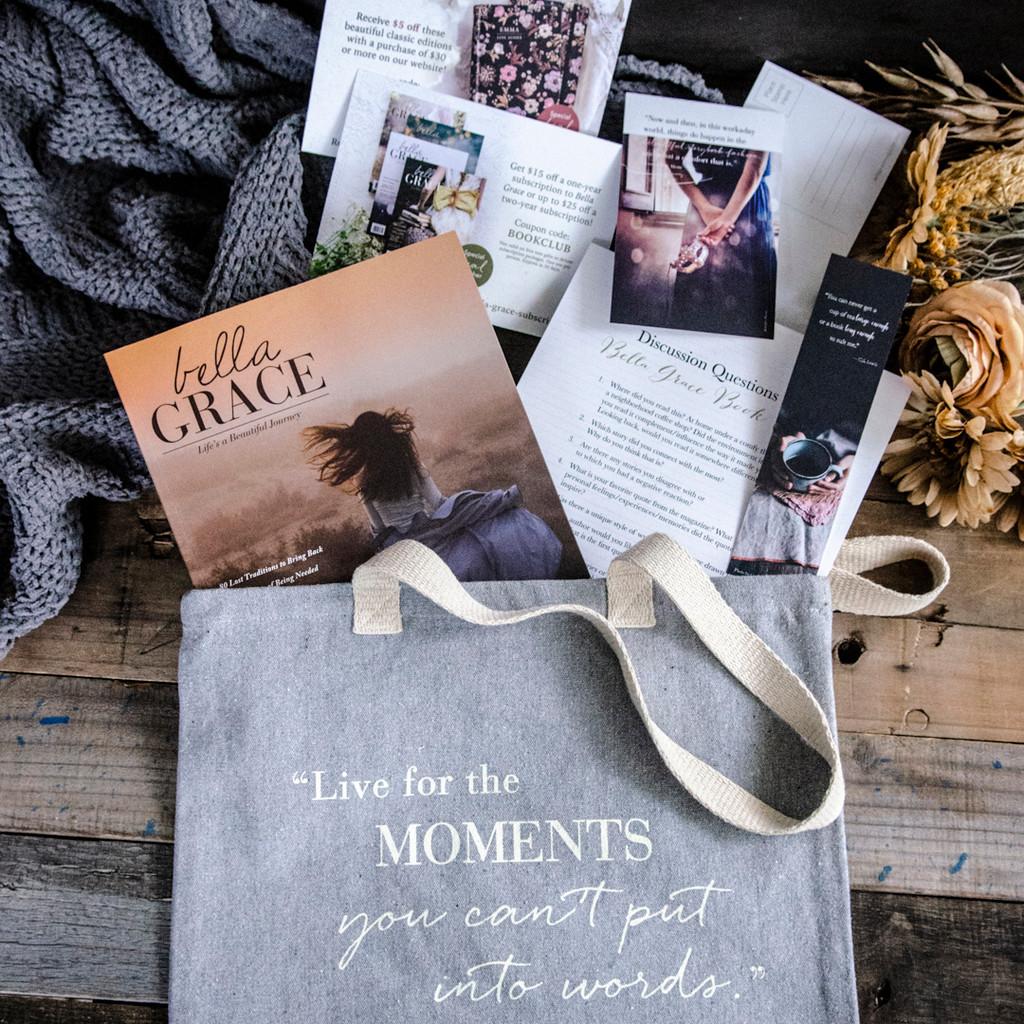 Bella Grace Book Club Package