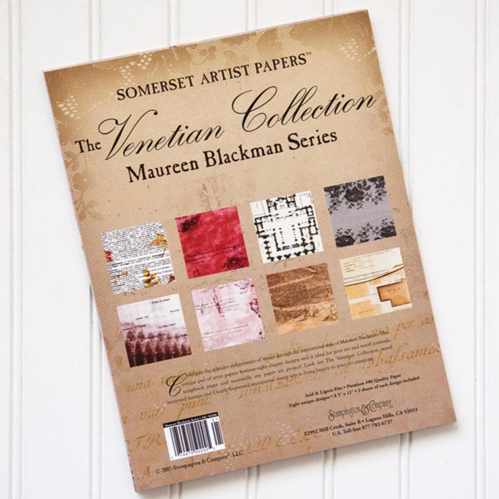 The Venetian Collection Maureen Blackman Series