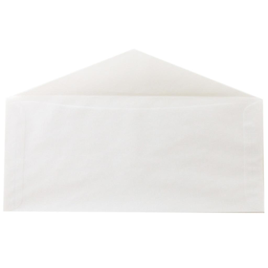 Glassine Envelopes #10 — 9.5 x 4