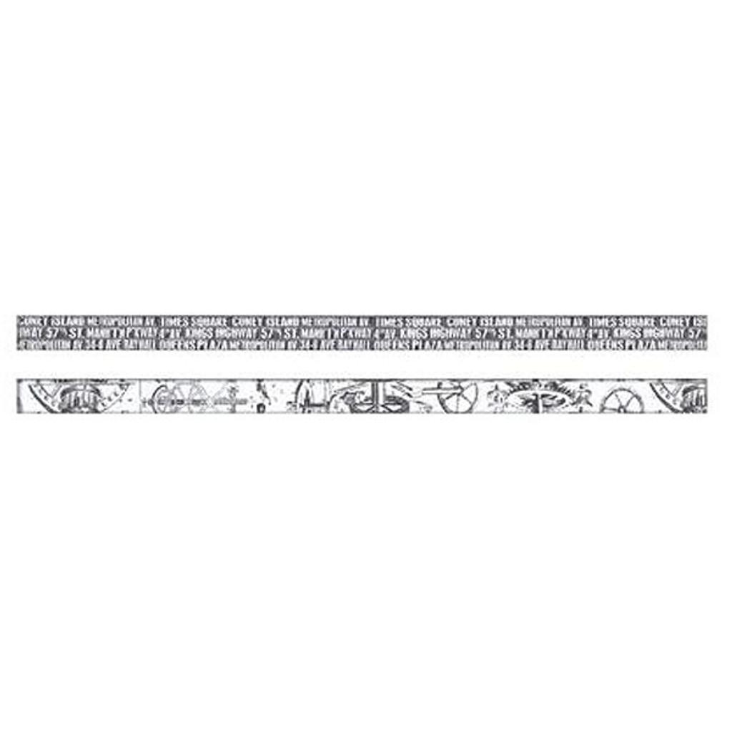 Advantus Tim Holtz Idea-ology Tissue Tape Commute
