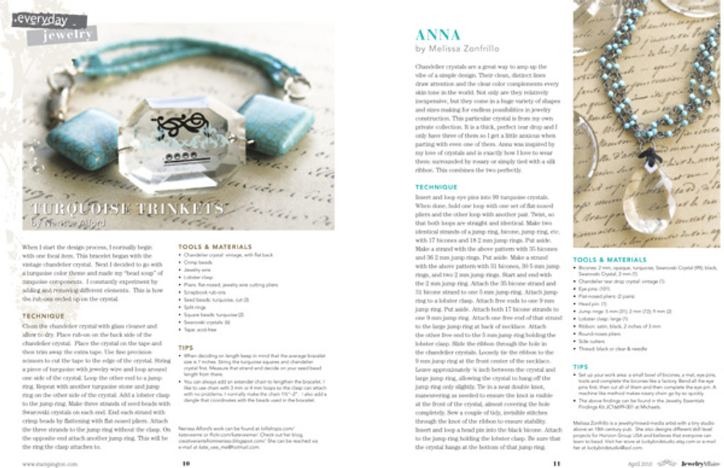 Jewelry Affaire Spring 2010