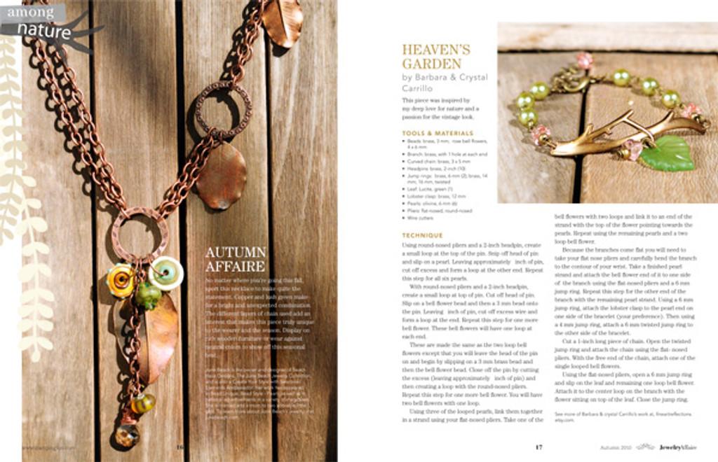 Jewelry Affaire Autumn 2010