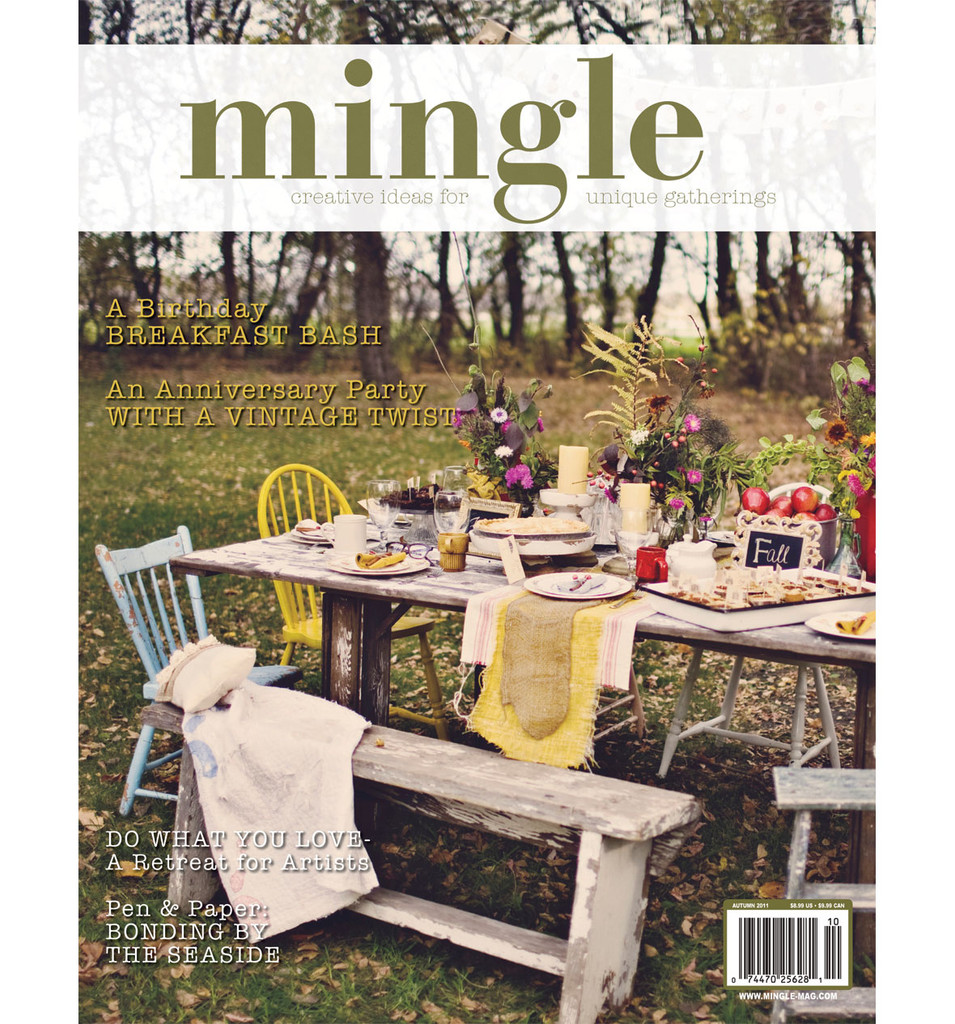 Mingle Autumn 2011 Volume 1