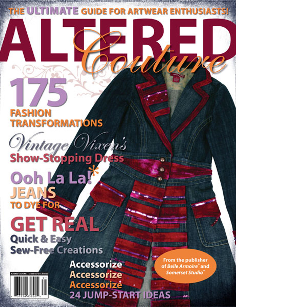Altered Couture 2006 Volume 1