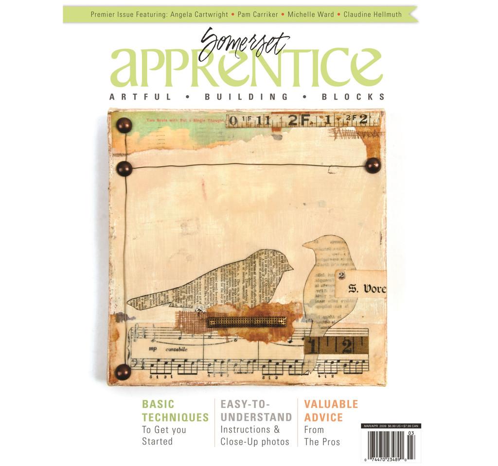 Somerset Apprentice 2009 Volume 1