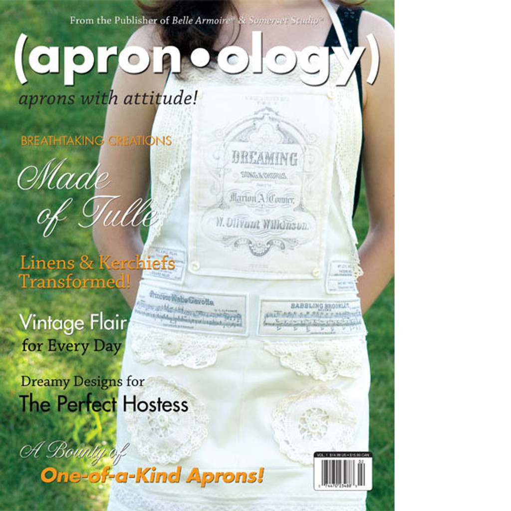 Apronology 2009 Volume 1