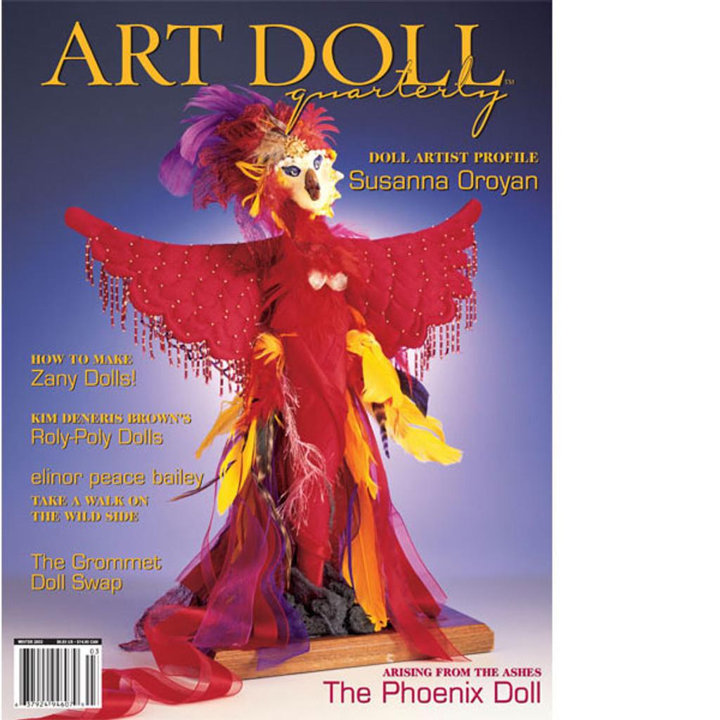 Art Doll Quarterly Winter 2004