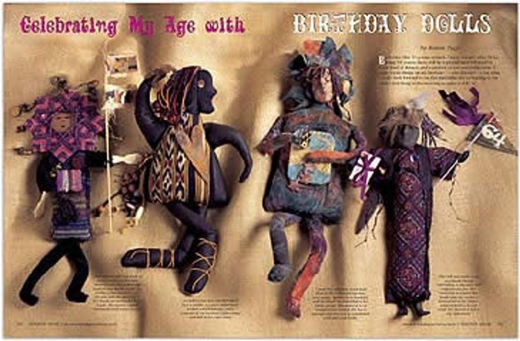 Art Doll Quarterly Winter 2005