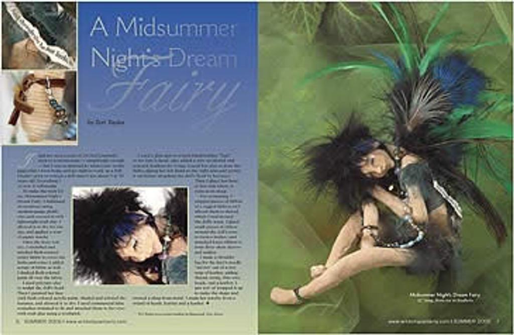 Art Doll Quarterly Summer 2006