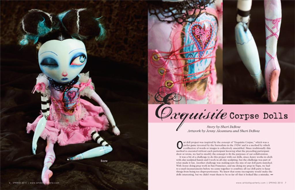 Art Doll Quarterly Spring 2010