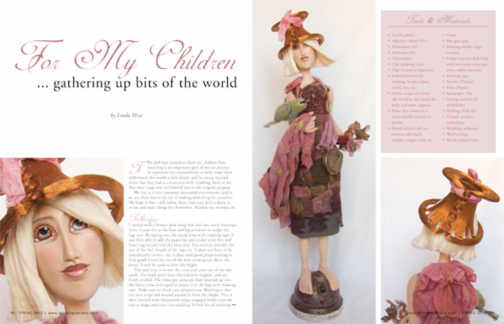 Art Doll Quarterly Spring 2012