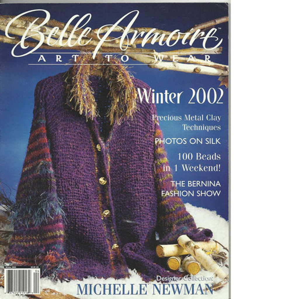 Belle Armoire Winter 2002