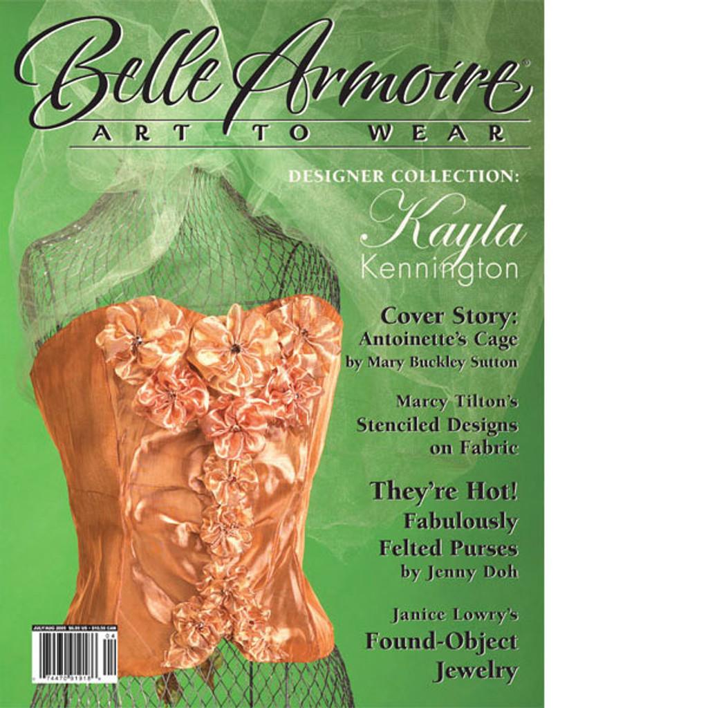 Belle Armoire Jul/Aug 2005