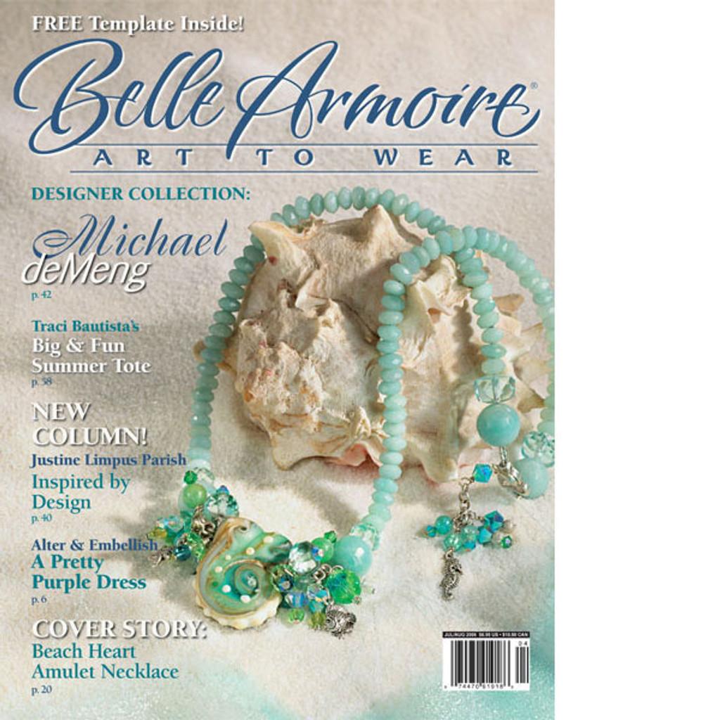Belle Armoire Jul/Aug 2006