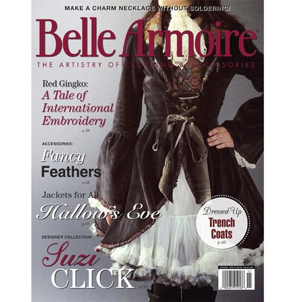 Belle Armoire Nov/Dec 2009