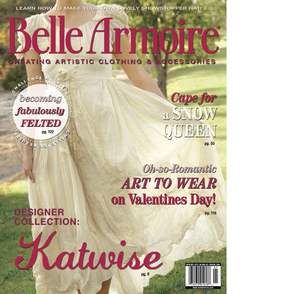 Belle Armoire Winter 2012