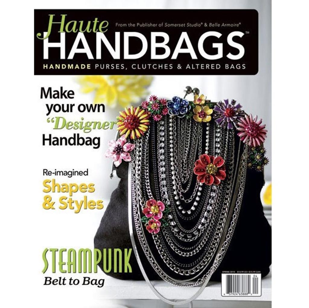 Haute Handbags Spring 2010