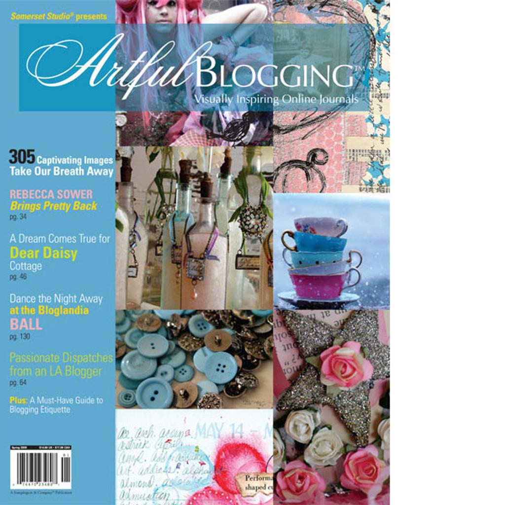 Artful Blogging Spring 2008