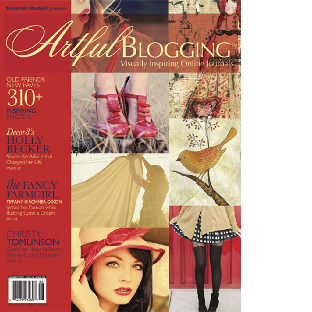 Artful Blogging Autumn 2011