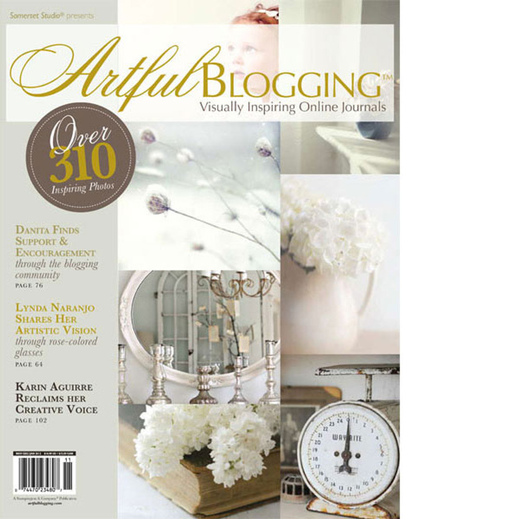 Artful Blogging Winter 2012