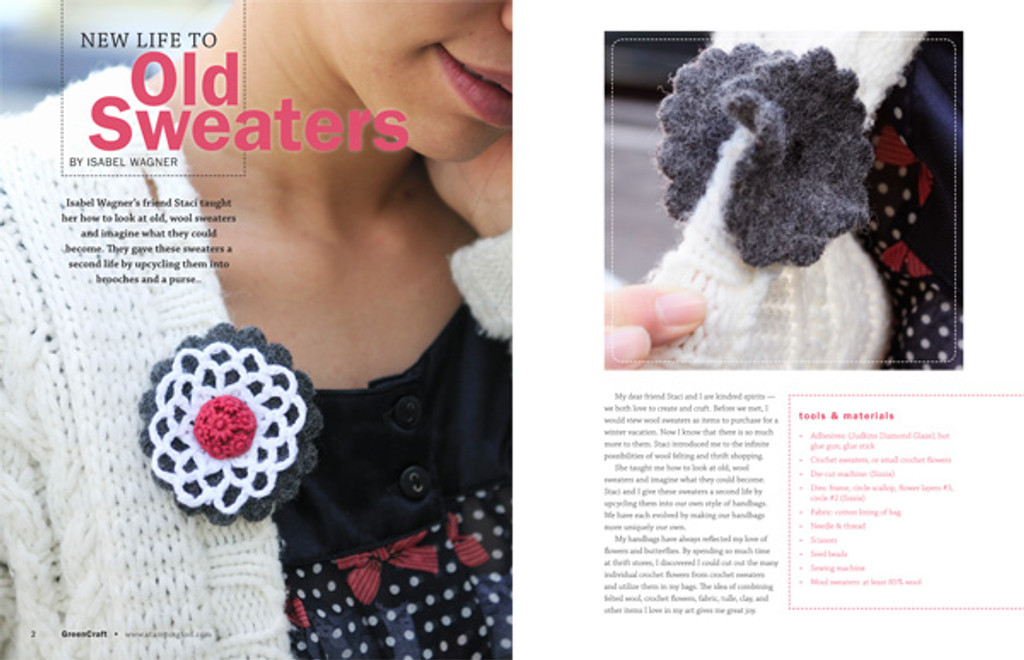 GreenCraft Magazine Spring 2011