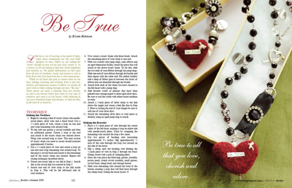 Belle Armoire Jewelry Autumn 2009