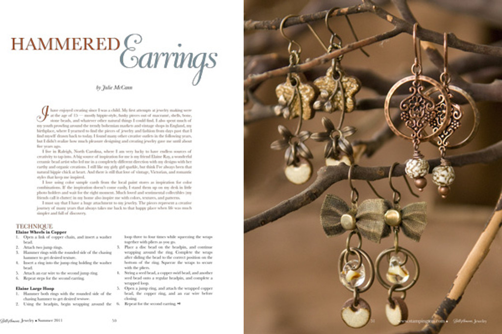 Belle Armoire Jewelry Summer 2011