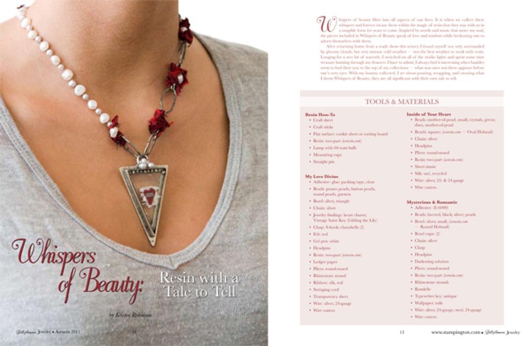 Belle Armoire Jewelry Autumn 2011