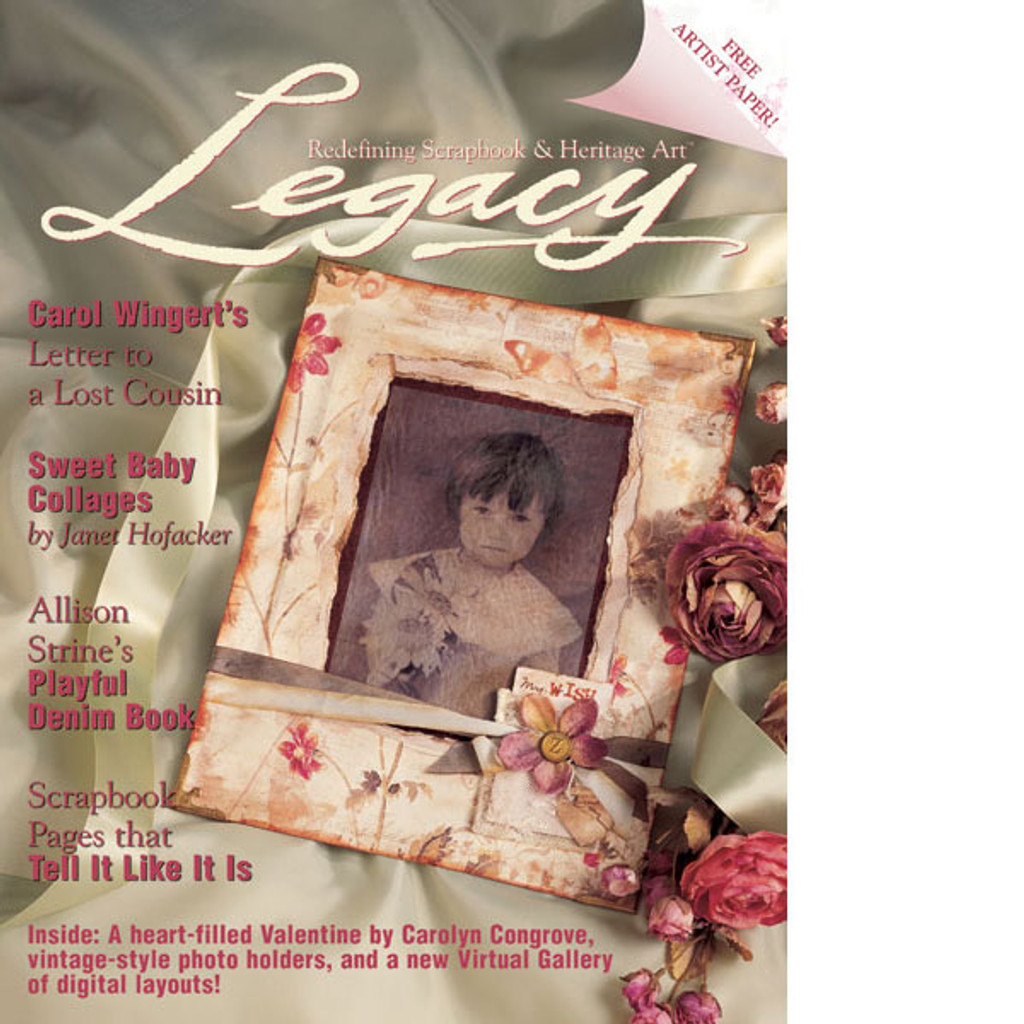 Legacy Feb/Mar 2005