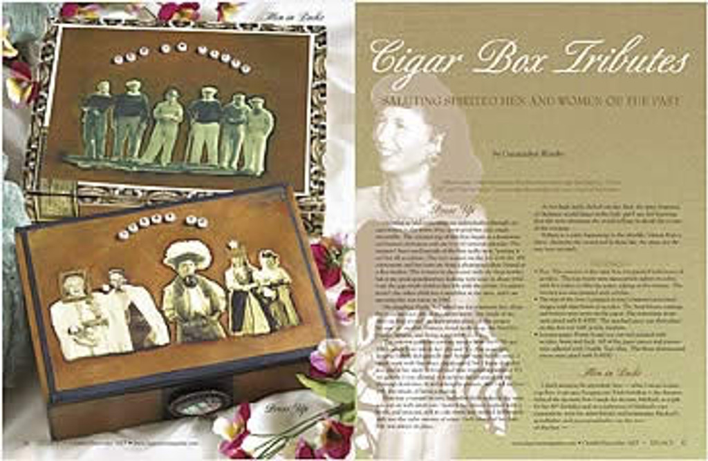 Legacy Oct/Nov 2005