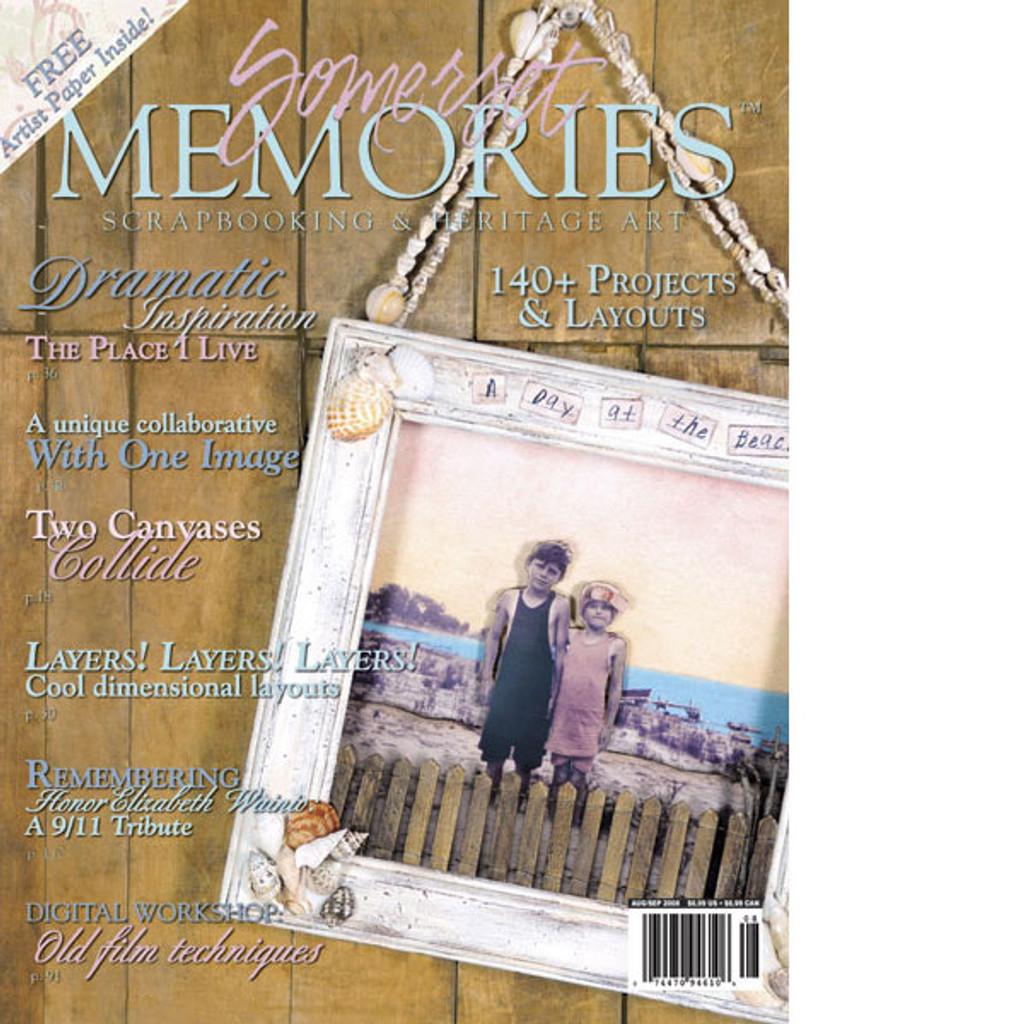 Somerset Memories Aug/Sep 2008