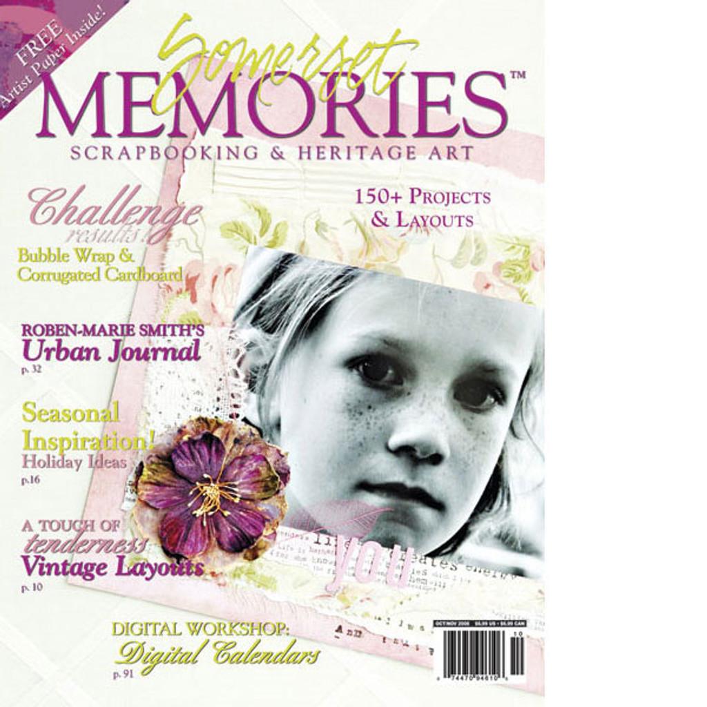 Somerset Memories Oct/Nov 2008