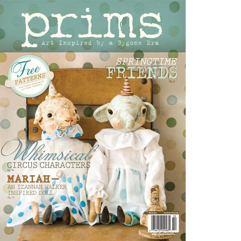 Prims Winter 2012
