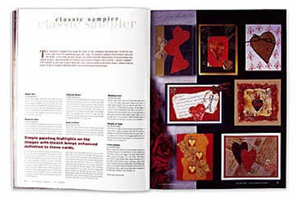 The Stampers' Sampler Dec/Jan 2002