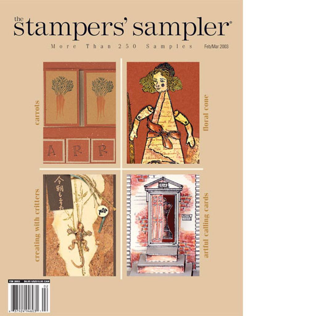 The Stampers' Sampler Feb/Mar 2003
