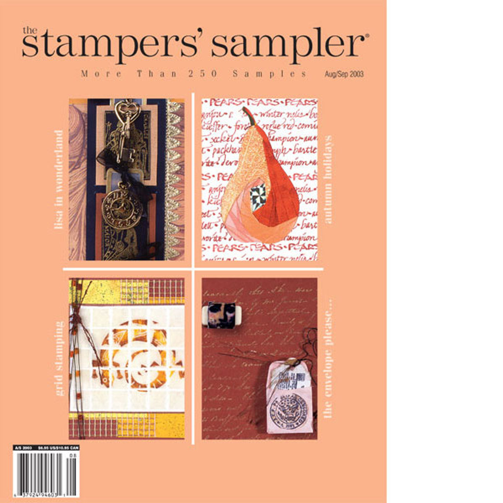 The Stampers' Sampler Aug/Sep 2003