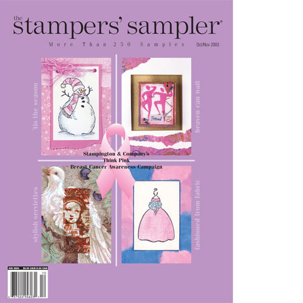 The Stampers' Sampler Oct/Nov 2003