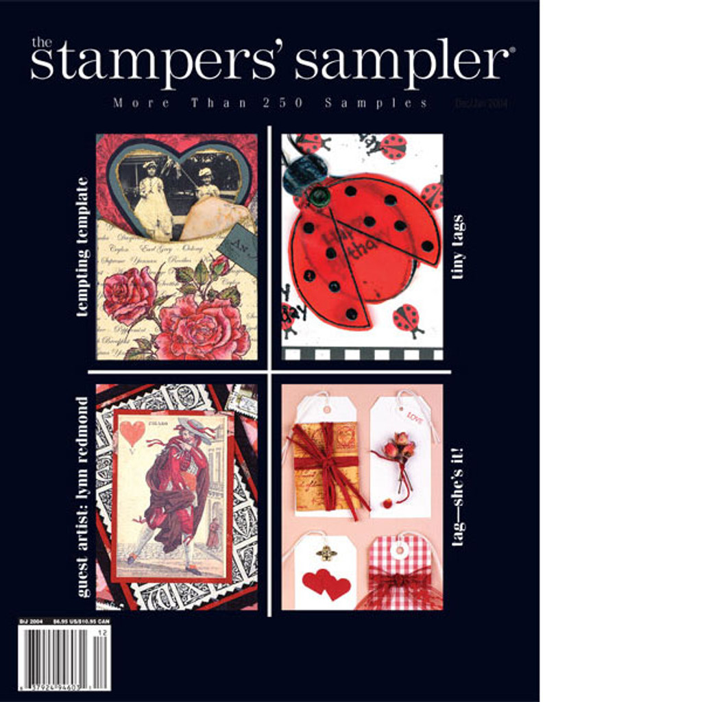 The Stampers' Sampler Dec/Jan 2004