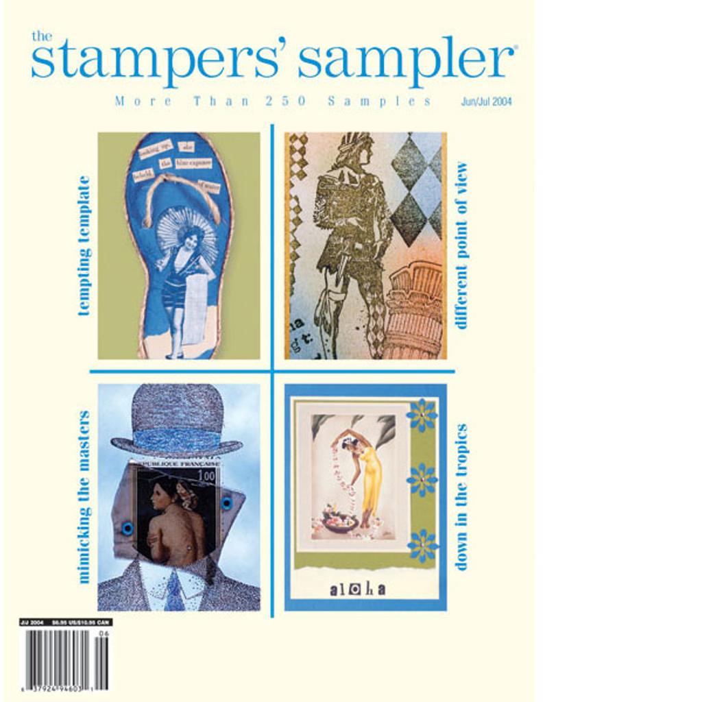 The Stampers' Sampler Jun/Jul 2004